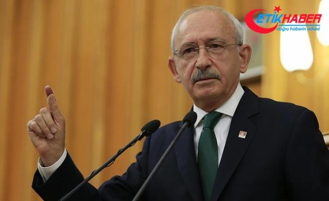 Kılıçdaroğlu: Üniversiteler o ülkenin onurudur