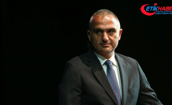 Kültür ve Turizm Bakanı Ersoy'dan Ara Güler mesajı