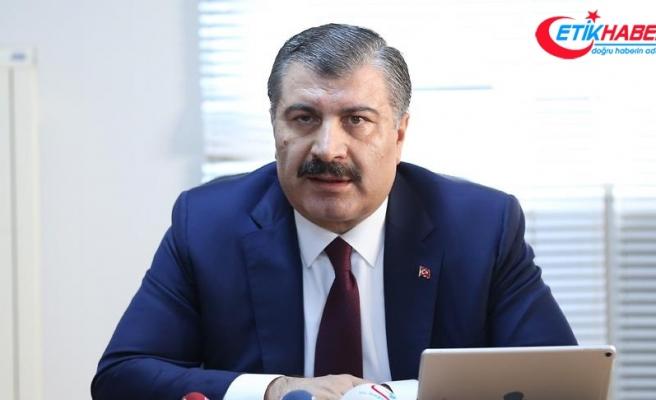 Sağlık Bakanı Koca: Sağlık hizmetlerinde aksamaya müsamaha göstermemiz mümkün değil