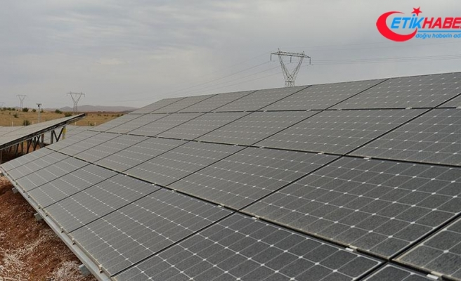 Şanlıurfa'da güneşe yatırım sevinci