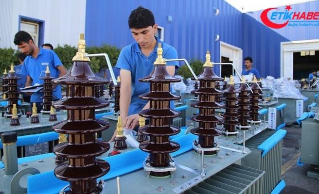 Şanlıurfa'dan 20 ülkeye elektrik trafosu ihracatı