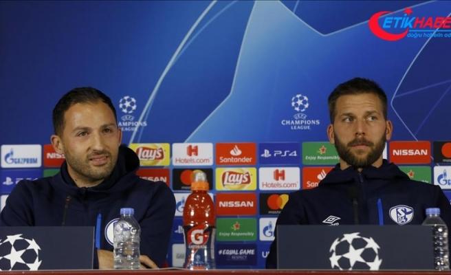 Schalke 04 Teknik Direktörü Tedesco: Fatih Terim ile el sıkışmak için sabırsızlanıyorum