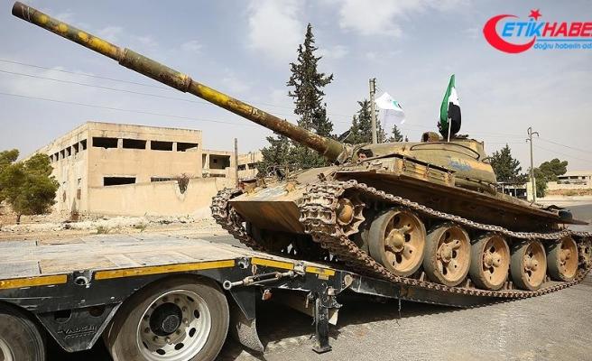 Silahtan Arındırılmış Bölge'den ağır silahların çekilmesi süreci tamamlandı
