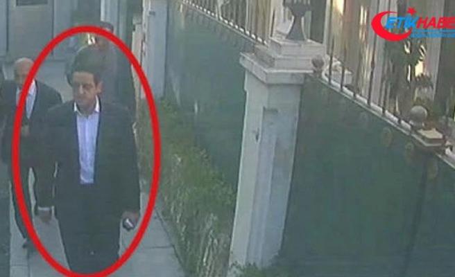 Suudi Prens'in yardımcısı Kaşıkçı'dan saatler önce konsolosluğa girmiş