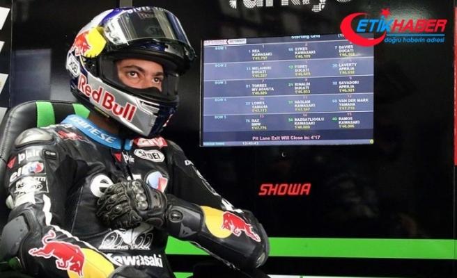 Toprak Razgatlıoğlu Superbike'da 3. oldu