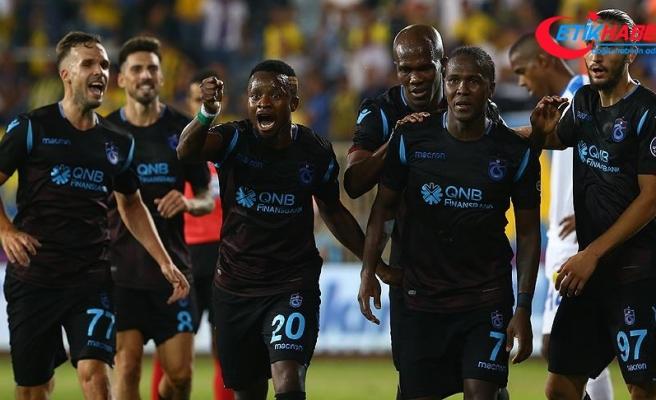 Trabzonspor'da santrforlar sezona iyi başladı