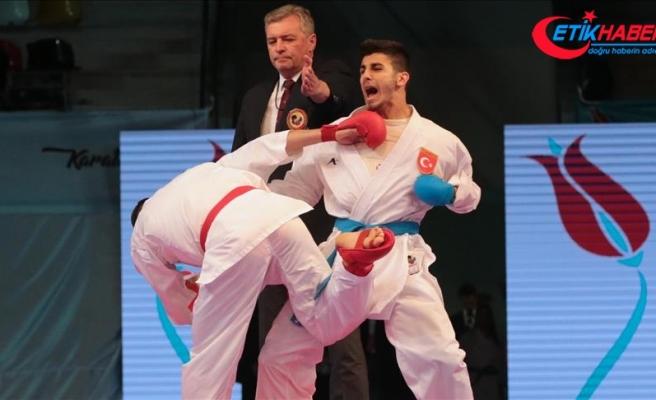 Türk karateciler sıkletlerinde dünyanın en iyisi
