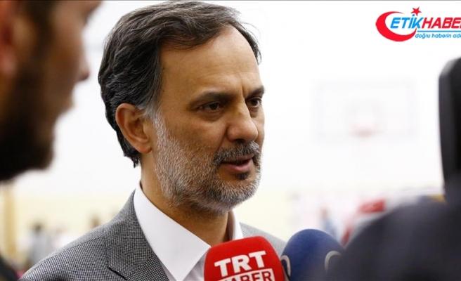 Türk Kızılayı Genel Müdürü İbrahim Altan: Türk Kızılayının faaliyet alanları artıyor