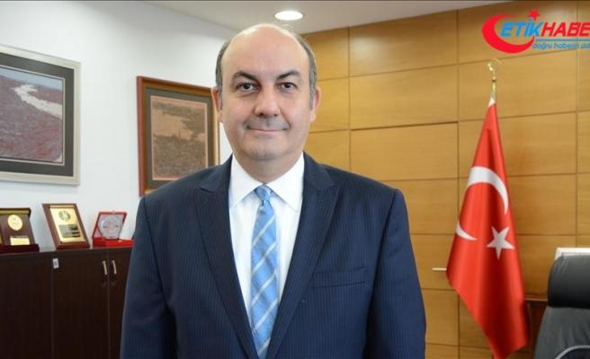 Türkiye'nin Beyrut Büyükelçisi Çakıl: Lübnan'daki Türk enerji gemileri gurur kaynağımız
