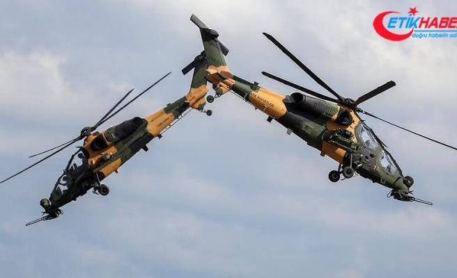 TUSAŞ'tan 'Atak'lı Afrika açılımı
