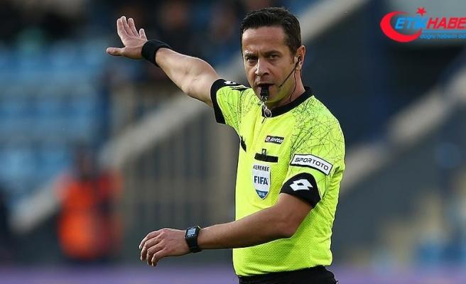 UEFA, Türk hakem Halis Özkahya'yı Avrupa Ligi'nde görevlendirdi