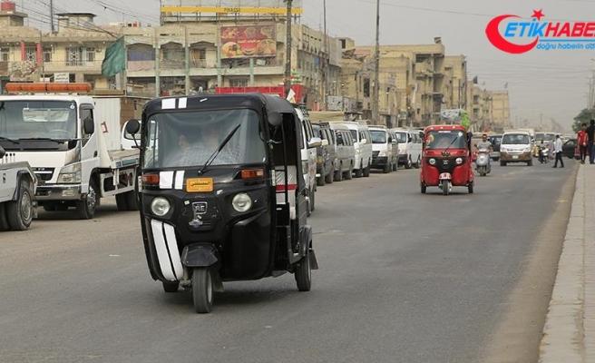Uzak Doğu'dan Bağdat'a uzanan motor taksi 'Tuk Tuk'