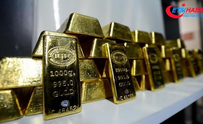 Altının gramı 232 lira seviyelerinde