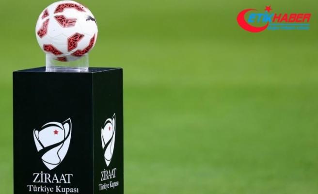 Ziraat Türkiye Kupası son 16 Tur programı belli oldu