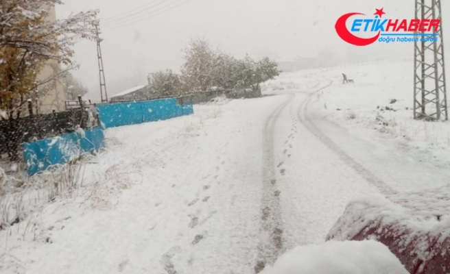 80 köy yolu kar nedeniyle ulaşıma kapalı