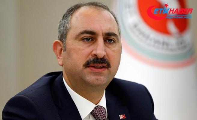 Adalet Bakanı Gül: Demirtaş ile ilgili kararı yargı mercii verecek