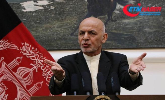 Afganistan Cumhurbaşkanı Gani: Afganistan barış görüşmelerine hazır