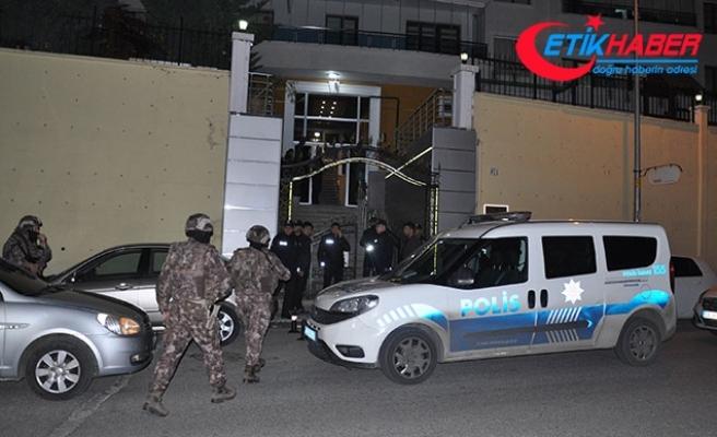 Ankara'da rehine krizi! Çok sayıda polis sevk edildi