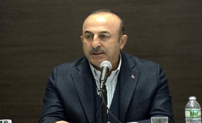 Bakan Çavuşoğlu'ndan kutuplaşmayla ortak mücadele çağrısı