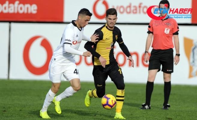 Beşiktaş hazırlık maçında İstanbulspor'u tek golle geçti