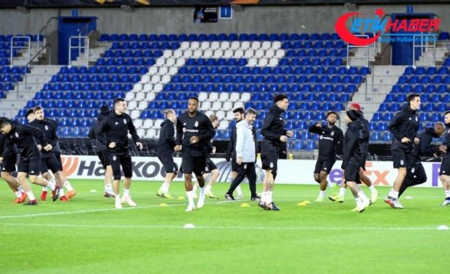 Beşiktaş'ın rakibi Sivasspor