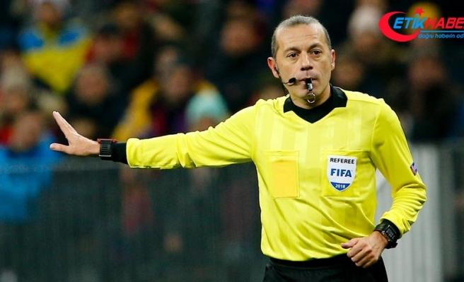 Şampiyonlar Liginde Manchester City-Tottenham Maçını Cüneyt Çakır Yönetecek