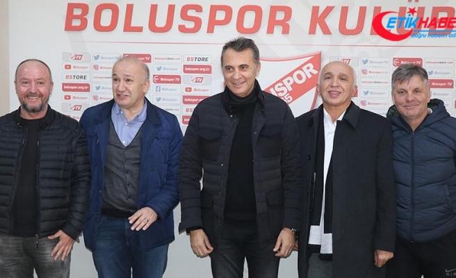 Beşiktaş Kulübü Başkanı Orman: Türk sporunun yapılanmaya ihtiyacı var