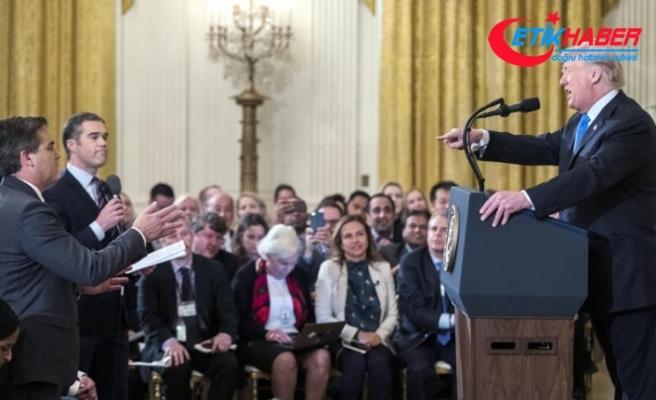 Beyaz Saray, basın toplantılarında soru sorma yöntemlerini değiştirdi