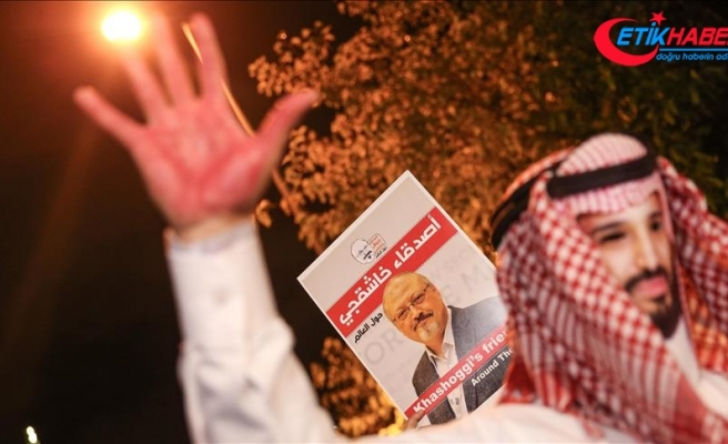 Veliaht Prens Bin Selman, Kaşıkçı cinayetindeki sorumluluğunu kabul etti