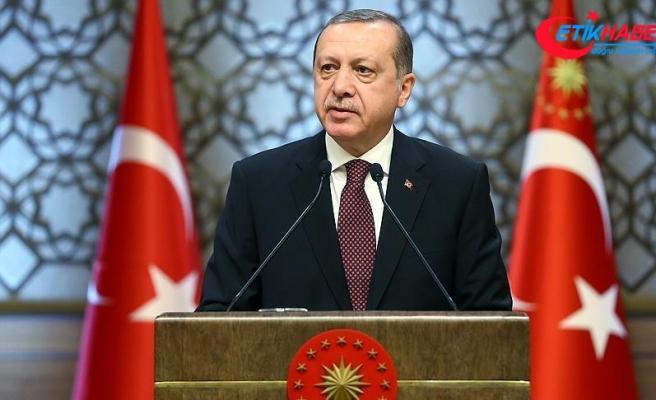 Cumhurbaşkanı Erdoğan: Eğitimde kaliteyi yükseltmeye yönelik çalışmalarımız devam ediyor