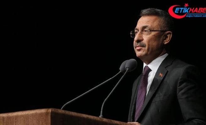 Cumhurbaşkanı Yardımcısı Fuat Oktay: Türkiye rekabete ve uluslararası yatırımcılara açık bir ülkedir