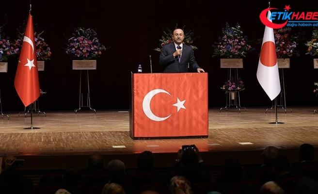 Dışişleri Bakanı Çavuşoğlu: Japonya ile ticaret ve yatırım artırılacak