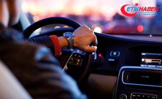 'Drift' yapan sürücüye 5 bin 10 lira ceza