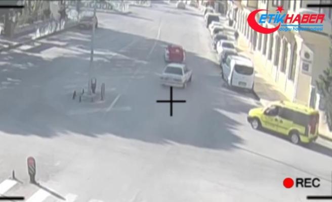 'Drift' yapan sürücüye 5 bin 353 lira ceza