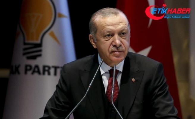 Erdoğan: İmar barışının istismarına asla göz yummuyoruz
