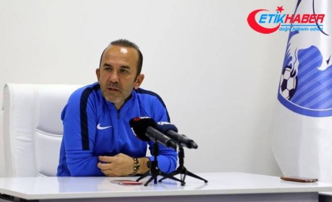 Erzurumspor teknik direktörü Özdilek: Hakemlerden çok VAR konuşuluyor