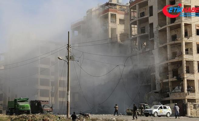 Esed rejiminden İdlib'e saldırı: 5 ölü