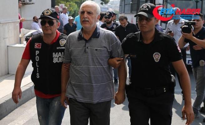 Eski İstanbul Valisi Mutlu Edirne'de cezaevine konuldu