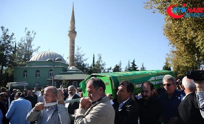 Eski milletvekili Ziyaeddin Yağcı son yolculuğuna uğurlandı