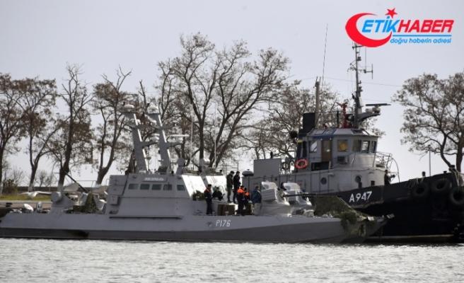 Fransa'dan Rusya'ya: Gemileri serbest bırak