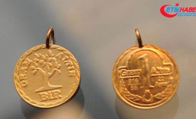 Altının kilogramı 206 bin 800 liraya geriledi
