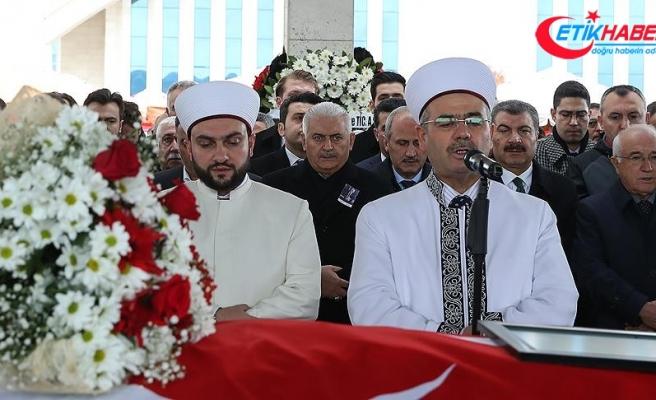 Hasan Basri Bozkurt son yolculuğuna uğurlandı