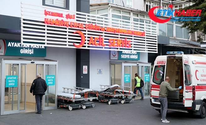 Hastane önündeki park tartışmasında sağlık çalışanı bıçaklandı