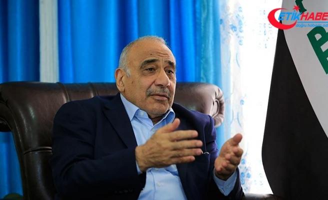 Irak Başbakanı 5 bakanı internet başvurularından seçti