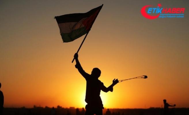 İsrail güçleri 8 yaşındaki Filistinli çocuğu gözaltına aldı