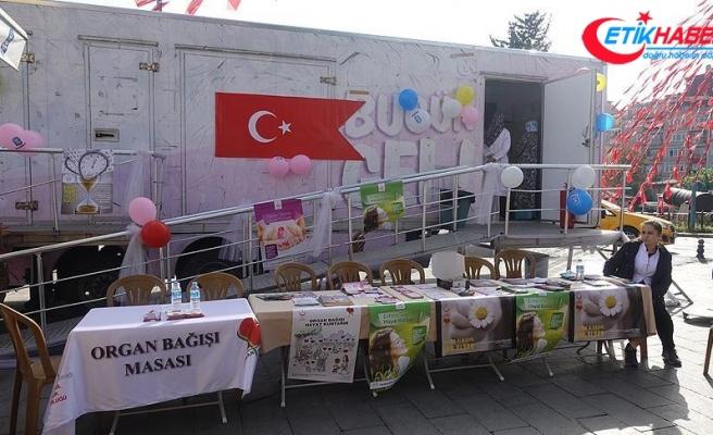 İstanbul'da 700 bin kişi kanser taramasından geçti