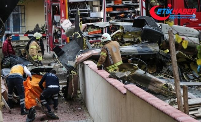 İstanbul Sancaktepe'de askeri helikopter düştü: 4 şehit