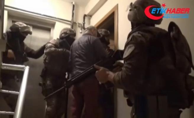 İstanbul'da motosiklet hırsızlığı çetesi çökertildi