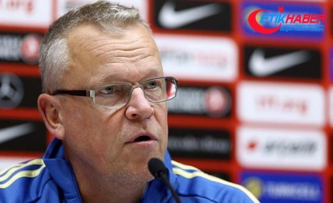 İsveç Milli Takımı Teknik Direktörü Andersson: Son maçtan ders çıkardık
