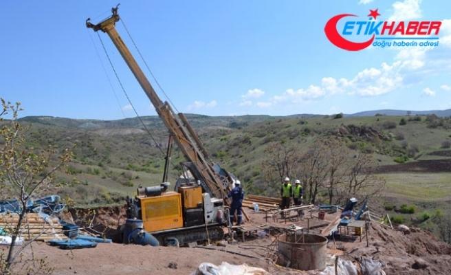 İzmirli firma Çorum Boğazkale'de dev maden rezervi buldu